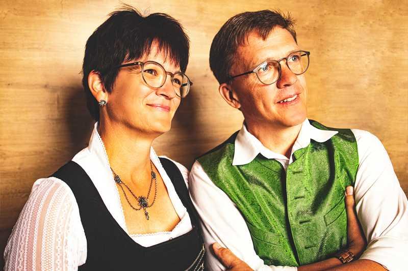 Roman und Karin