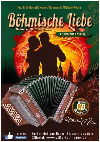 Böhmische Liebe - Erleichterte Fassung