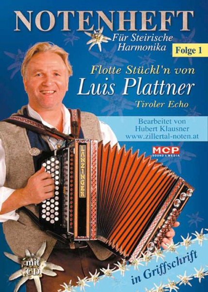 Flotte Stuckl N Von Luis Plattner Folge 1 Steirische Harmonika Noten Limex Center Allgau