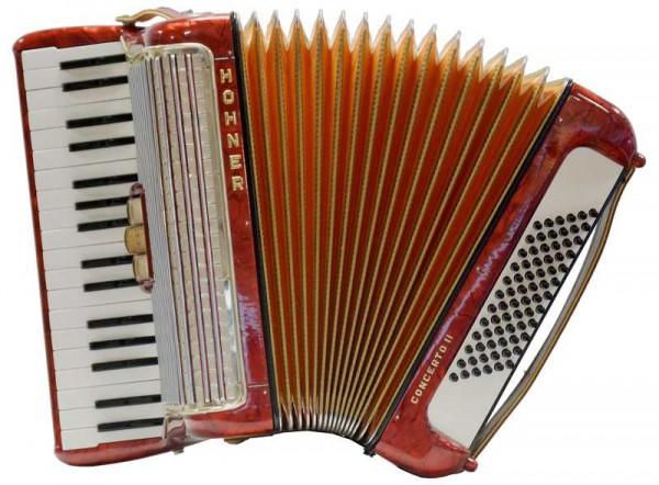 HOHNER CONCERTO II - Gebrauchtinstrument