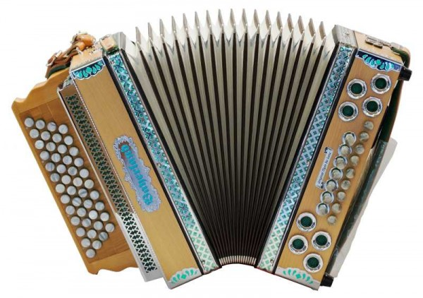 Bayerland Naturholz Massiv - Gebrauchtinstrument -