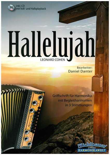 Hallelujah Steirische Harmonika Noten Limex Center Allgau
