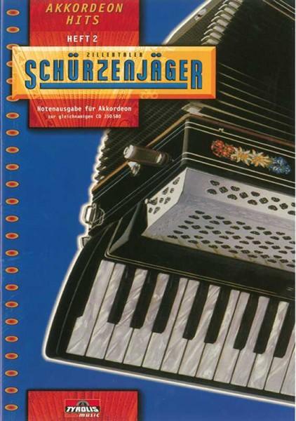 Zillertaler Schürzenjäger - Heft 2